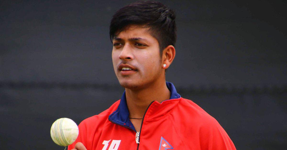 Nepal's Sandeep Lamichhane included in ICC World XI for charity T20I against West Indies