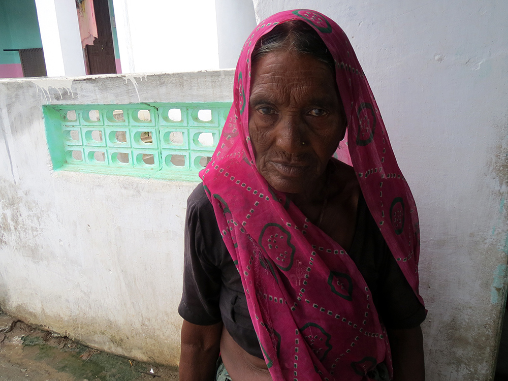 60-year-old Wardi Devi, who could not open a bank account as she does not have an Aadhaar number, was declared dead in government records, and her pension of Rs 500 stopped