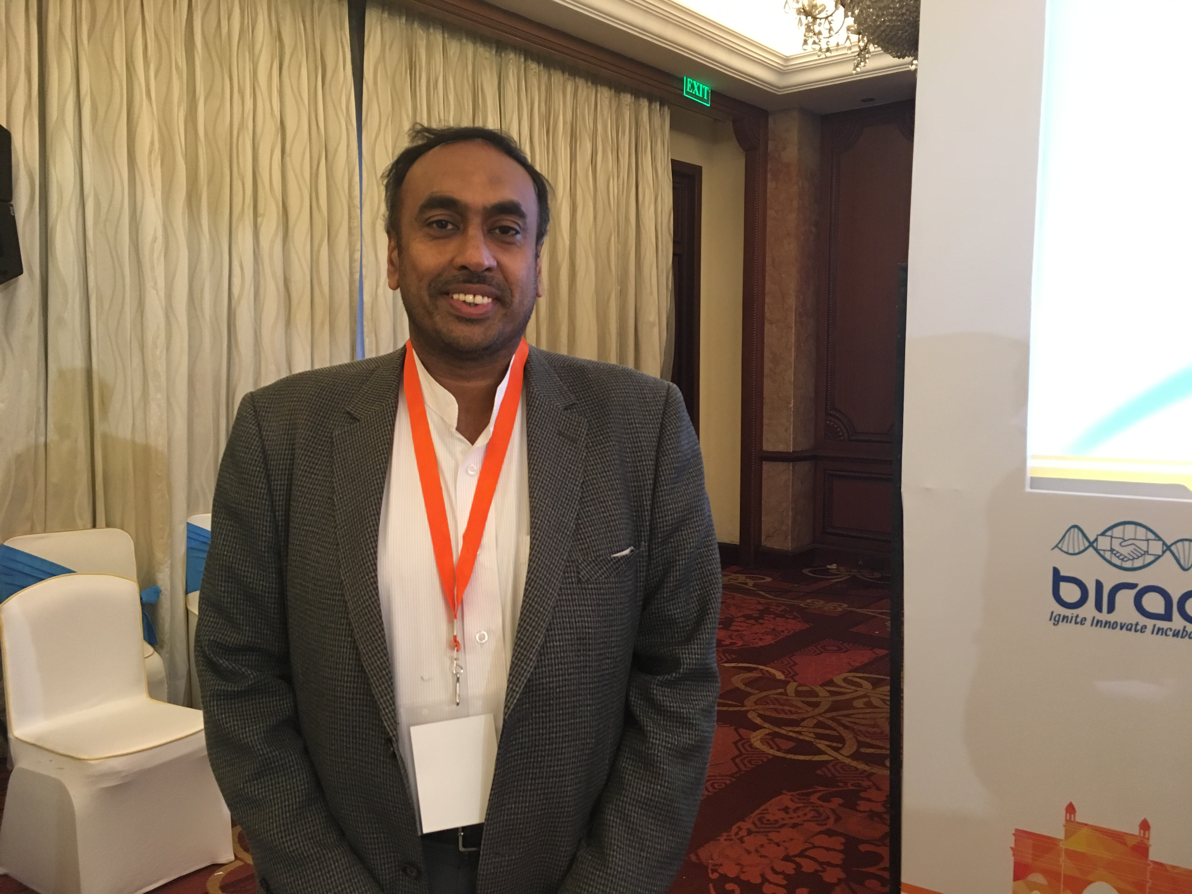 Anban Pillay, director of the National Department of Health, South Africa.