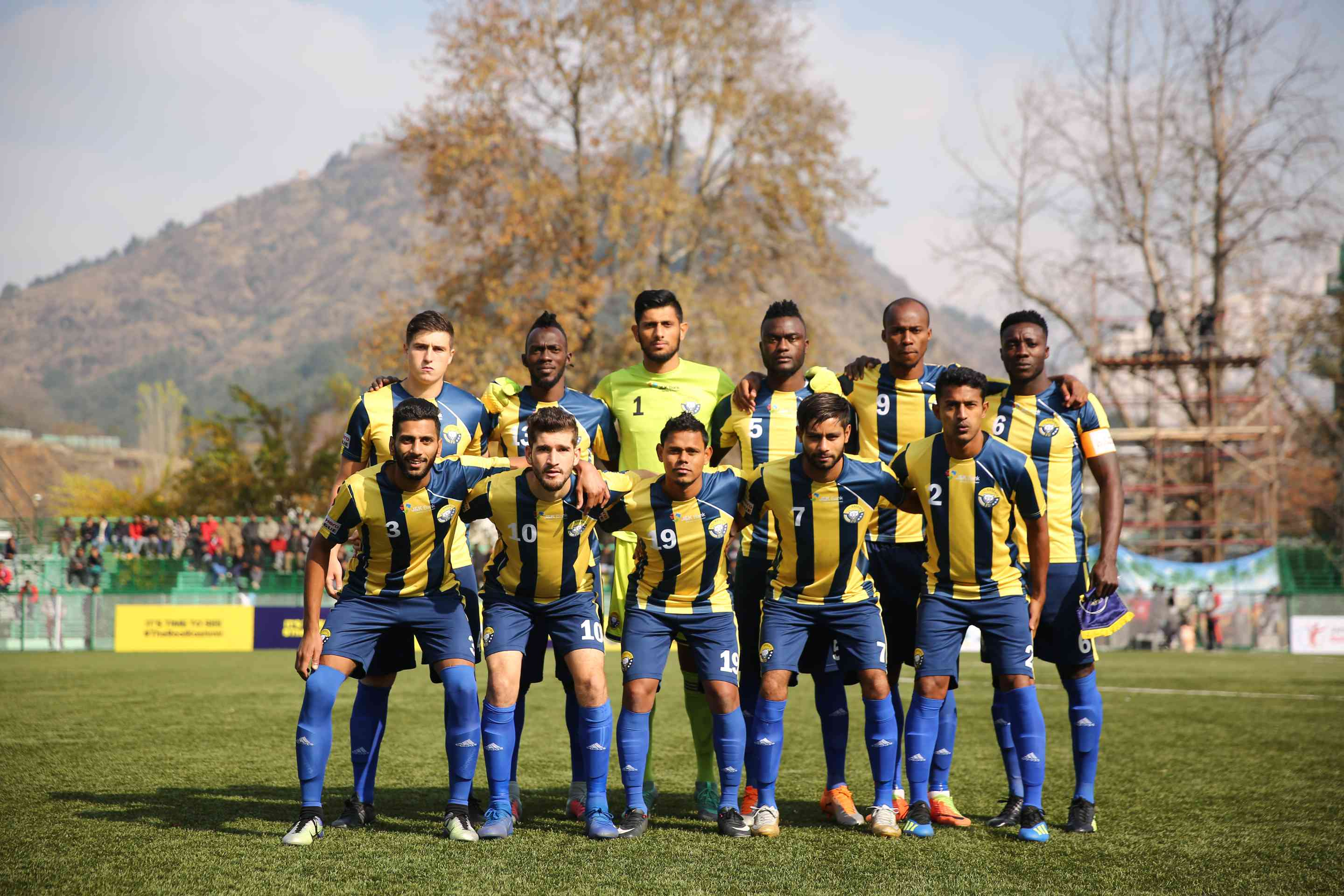 Just the beginning for football in J&K | I-League