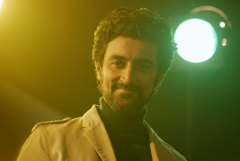 Kunal Kapoor in Noblemen. Image credit: Kashish Mumbai International Queer Film Festival.