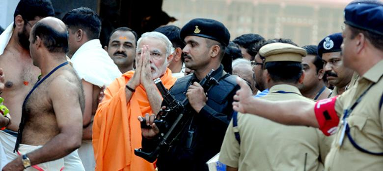 Modi's one-year legacy: sharpening social conflicts, nervous religious minorities