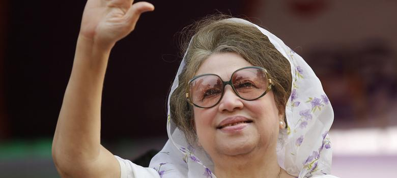 Former Bangladesh Prime Minister Khaleda Zia granted bail in corruption case