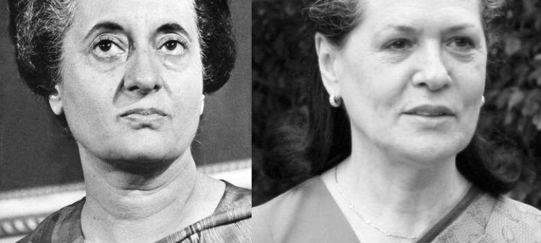 Why the cry of political vendetta worked for Indira Gandhi – but won't for Sonia