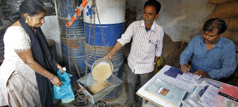 Why Chhattisgarh ration shops are turning away people without bank accounts