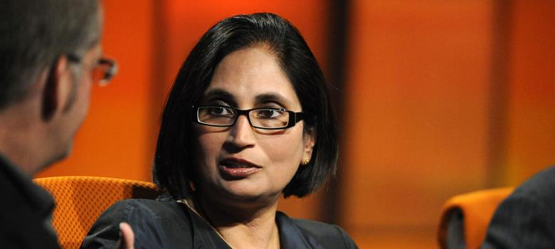 One of Silicon Valley's most powerful India-born female executives is on the move
