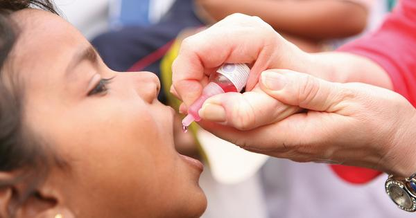 India's polio-free status is not under threat, says WHO