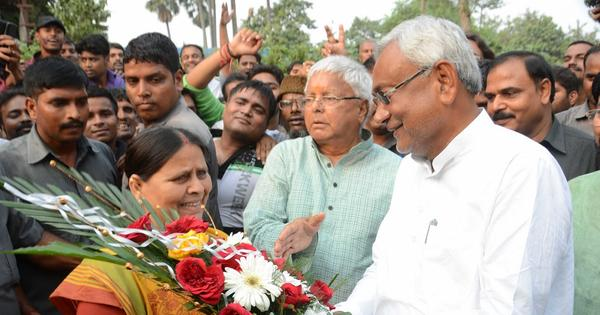 Nitish's bid to replicate a grand alliance in UP may not succeed, but he'll burnish his image