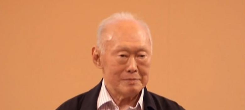 Video: Singapore's Lee Kuan Yew on why even he would not be able to change India