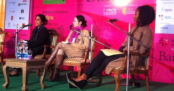 How to be a panelist at a literary festival