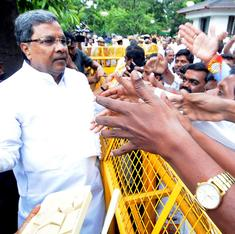 After Siddaramaiah reshuffles Karnataka Cabinet, unhappy party workers hold protests across state