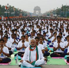How Narendra Modi is remaking India Gate in his own image