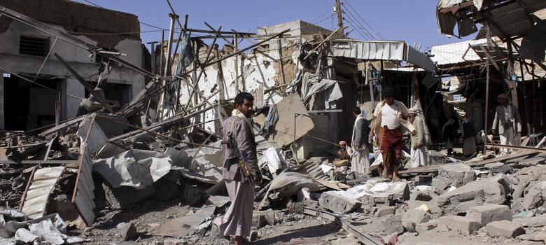 Despite ceasefire, vicious fighting in Yemen kills 75