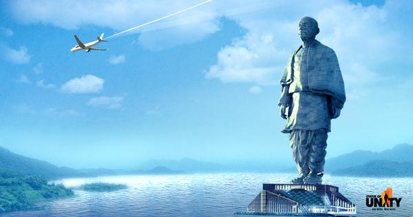 Lake related to Sardar Patel statue project has narrow escape in green tribunal hearing