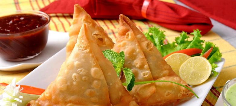 A short history of the samosa for Articles on indian cuisine