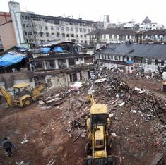 Construction debris is choking India and blocking our rivers