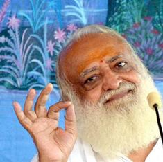 Undisclosed income of Rs 2,300 crore at Asaram's trusts, says I-T department: Indian Express
