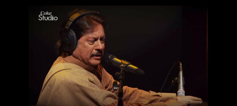 Between hair salons and Coke Studio, Pakistani singer Attaullah Khan Esakhelvi conquers all