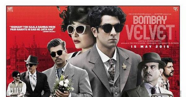 How a Princeton historian came to write the upcoming Bollywood film Bombay Velvet