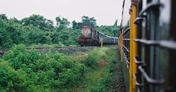 Taking on a 2,500-km train journey to listen to India's conversations about elections –  and life
