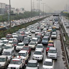 Delhi is moving odd or even licence plated cars off streets? That hasn't worked anywhere in the world