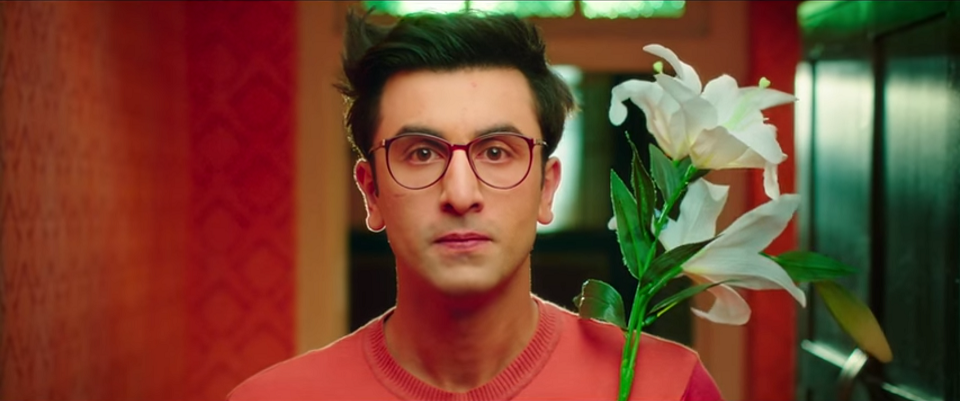 Ranbir Kapoor in Jagga Jasoos. Image credit: Pictureshuru.