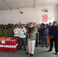 Modi announces relief package for Kashmir after surprise visit to Siachen