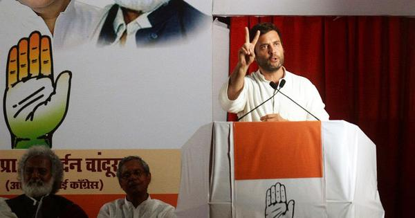 With poll debacle, future of Rahul's project to bring democracy to Congress is uncertain