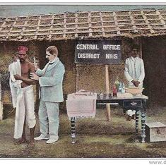 19th-century Mumbai plague may offer clues in dealing with Ebola