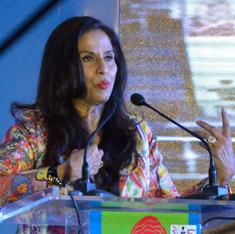 Will Shobhaa De pay for my treatment, asks police officer she body-shamed on Twitter
