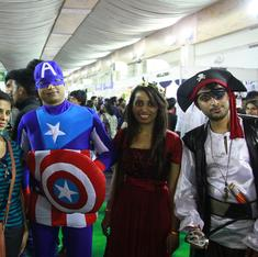 Seven creepy sights you should not have missed at ComicCon Bangalore