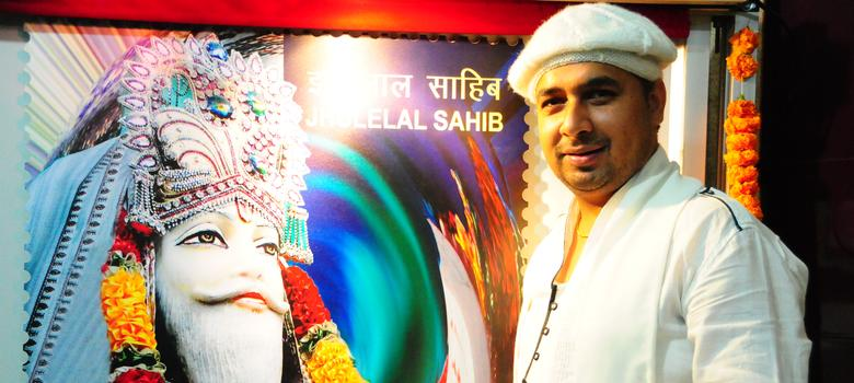 How the Sufi saint Shaikh Tahir was transformed into the revered Sindhi deity Jhulay Lal