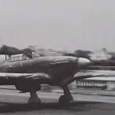 Watch: Air Force plane lands in the heart of Calcutta during World War II