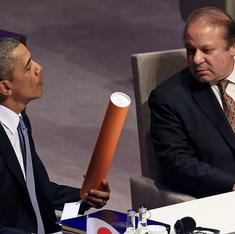 Why does Pakistan  keep demanding a civil nuclear deal from the US?