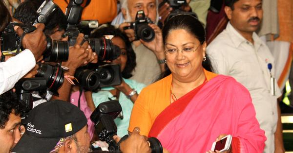 Rajasthan creates surplus budget – by not spending money