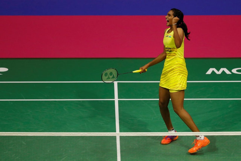 PV Sindhu opens her campaign against Thai shuttler Pornpawee Chochuwong (Image: Reuters)