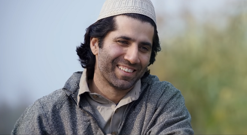 Sumit Kaul in Hamid (2019). Courtesy Yoodlee Films.