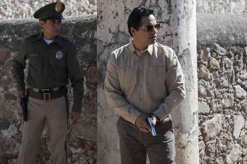 Michael Pena in Narcos: Mexico. Courtesy Netflix.