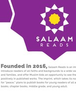 In Canada, Simon & Schuster launches an imprint for Muslim kids