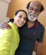 Can Aishwaryaa tell us things about her father 'Rajini sir' we don't already know?