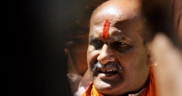 जो प्रवीण तोगड़िया के साथ हुआ, वही मेरे साथ भी हो सकता है : प्रमोद मुथालिक