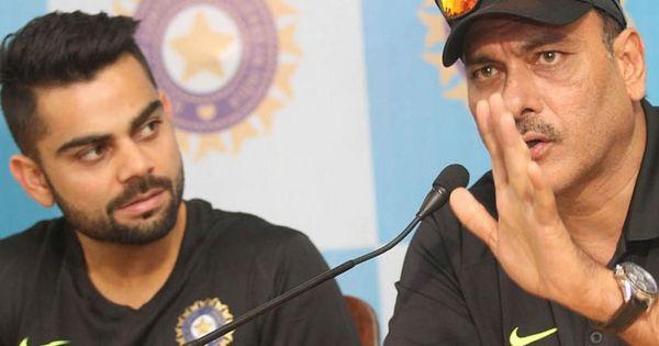 भारतीय टीम के मुख्य कोच के लिए मैं भी आवेदन करूंगा : रवि शास्त्री