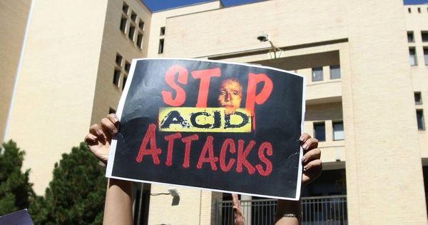 Uttar Pradesh: Woman suffers burn injuries after suspected acid attack in Ghaziabad