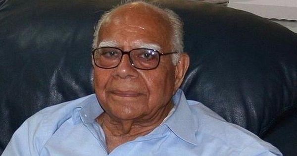 राम जेठमलानी : देश का सबसे कम और सबसे ज्यादा उम्र वाला वकील जो सबसे विवादित भी है