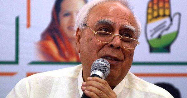 Kapil Sibal says he will not appear in Chief Justice Dipak Misra's court until he retires: Report