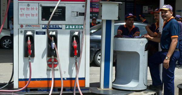 Fuel prices continue to rise, petrol costs Rs 89.44 a litre in Mumbai