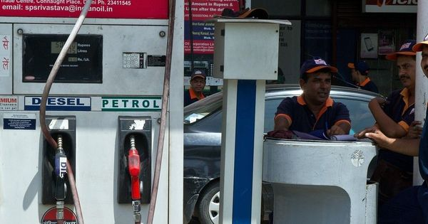 Petrol prices in Delhi highest since August 2014, diesel rises by Rs 3.67 per litre since July 1