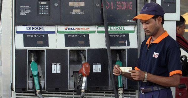 Petrol price breaches Rs 84 per litre in Mumbai, government says solution soon