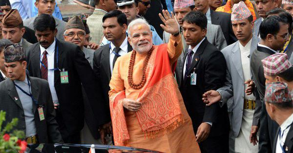 Religion pays: Temple visits by top Indian politicians are boosting tourism in Nepal