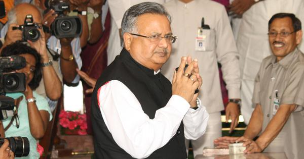 Chhattisgarh elections: BJP declares first list of 77 candidates, denies ticket to 14 sitting MLAs